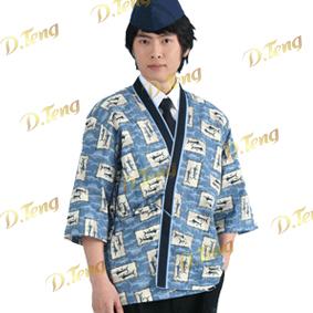 日本料理餐饮服装制服定做