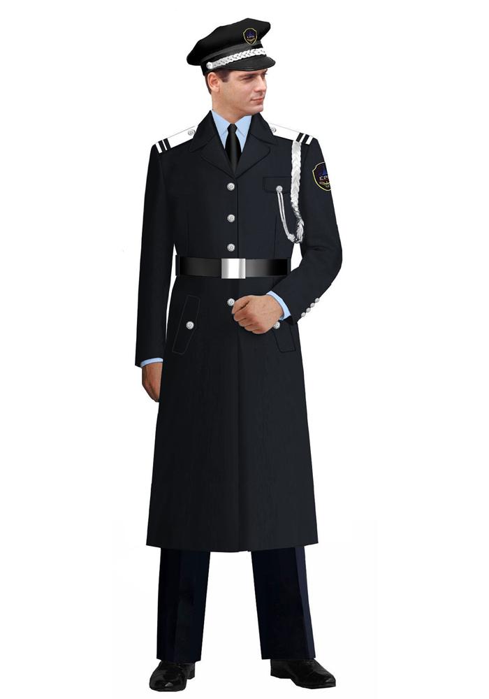 定做上海保安制服