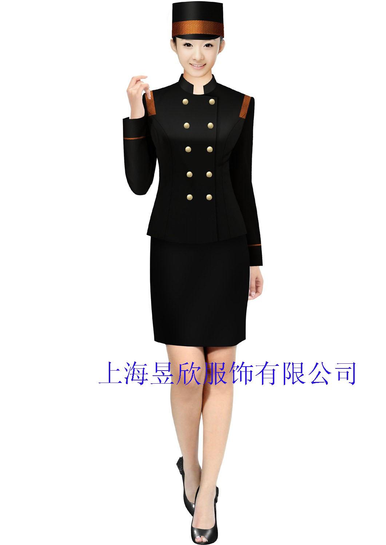 上海保安服厂家定制