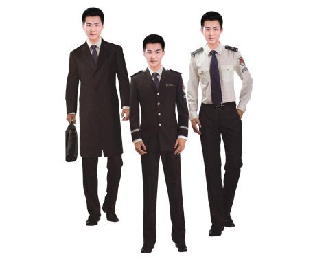 北京物业制服保安制服设计定做