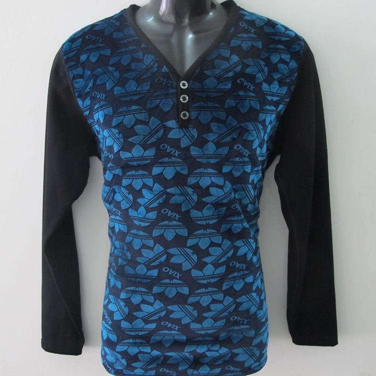 展销会货源最新产品保暖衣针织衫长袖T恤批发
