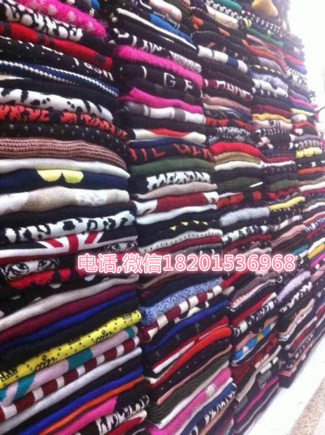 北京5元外贸尾货库存服装厂家一手货源外贸棉服批发