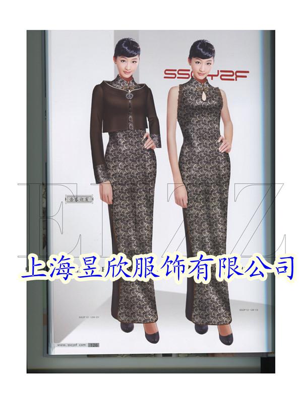 上海酒店服务员制服订做