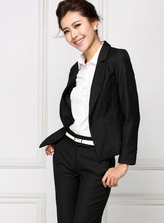 2014新款女式职业装定制