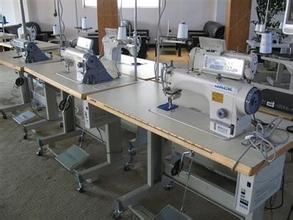 收購庫存縫紉機制衣設備