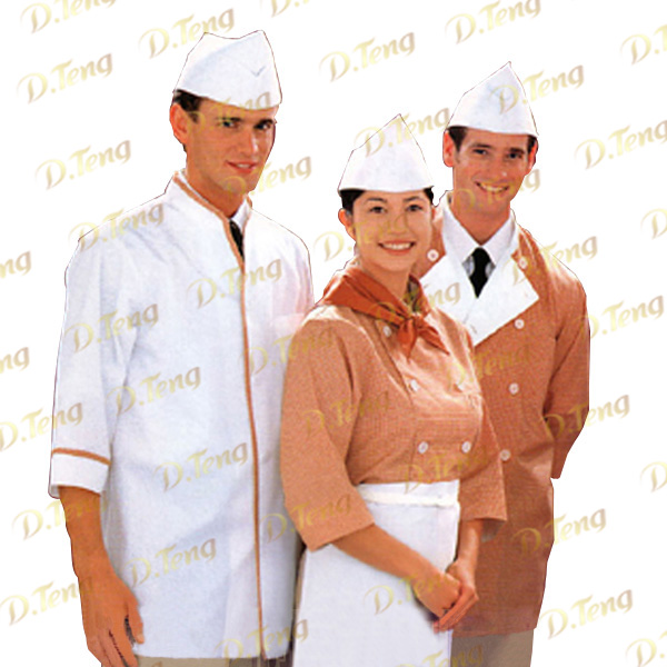 河源中餐厅厨师秋季制服定做