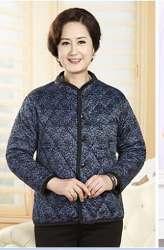 广州便宜外贸中老年加厚棉衣打底裤低价批发