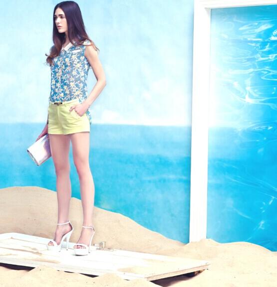 蔻琳国际深圳最好的女装折扣加盟