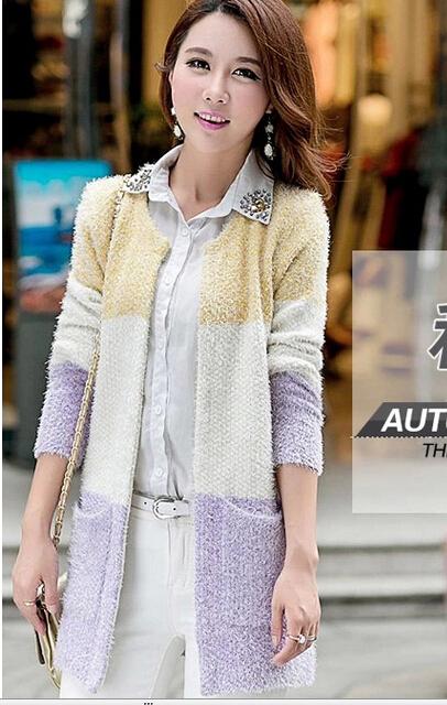 2014年最流行的高端加厚针织毛衣厂家一手货源批发