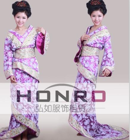 上海古代戏服影视服话剧服定做