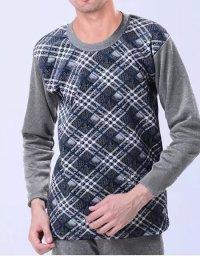 最便宜双面绒加厚保暖内衣套装尾货批发