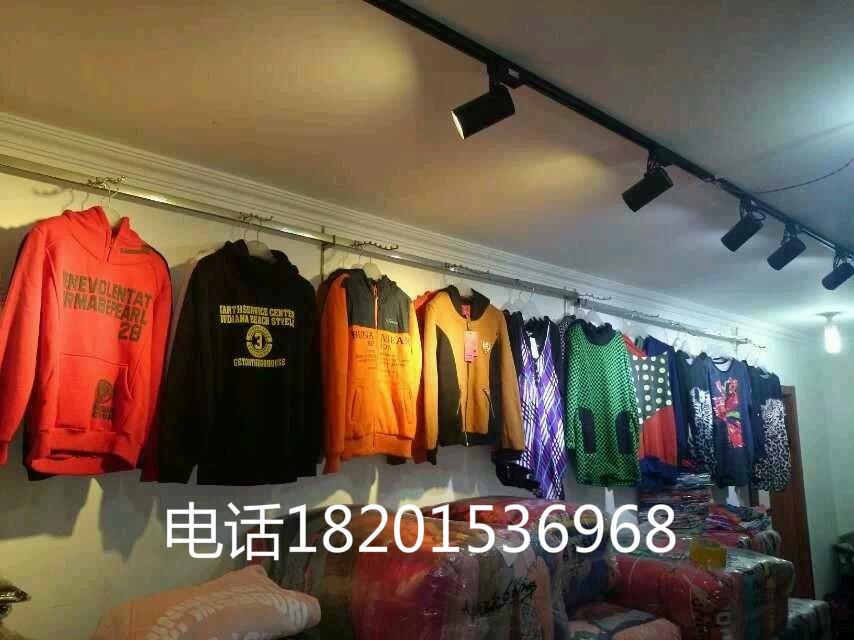 北京便宜外贸尾货童装女装棉服品牌男装夹克批发