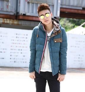 广州时尚潮流羽绒服批发