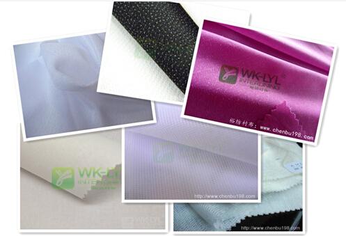 优质粘合有纺布衬批发供应