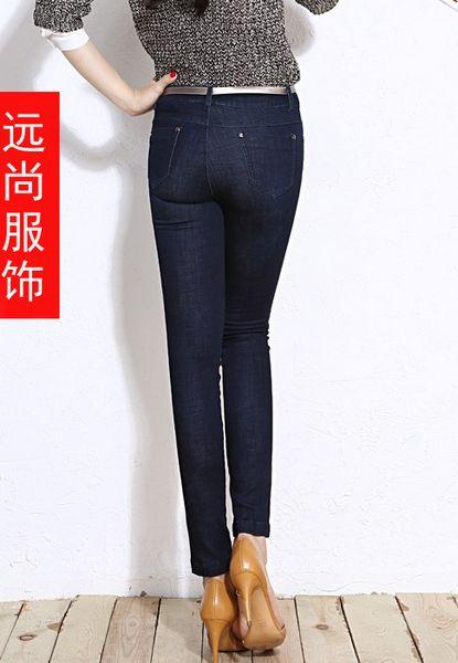 最新款服装质量好有保证牛仔裤批发