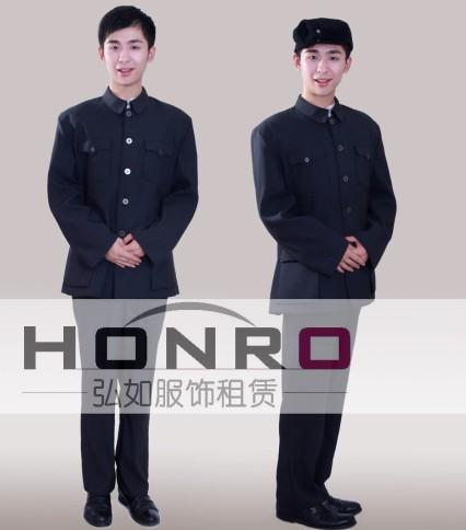 赵本山舞台剧服装杨浦上海滩主题服租赁