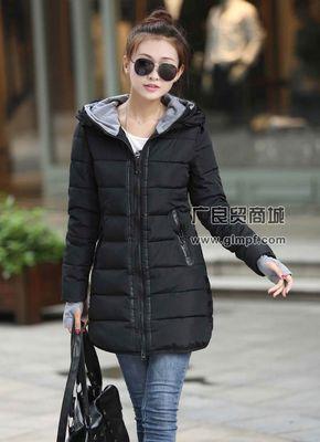 杭州韩版新款冬季女装常熟女装外套批发