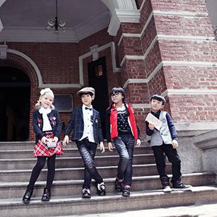 【M&Q大眼蛙】时尚童装,来自亚洲品味时尚服装是璀璨夺目,诚邀加盟