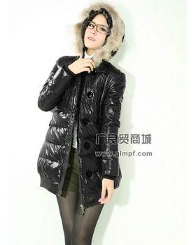新款冬季女士时尚羽绒服批发