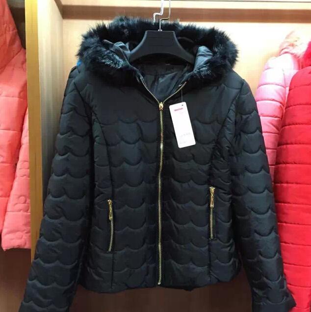 包头最便宜冬装加厚中老年童装棉衣男女新款外套批发