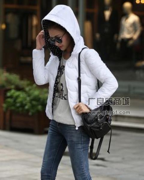 冬季新款韩版羽绒服批发