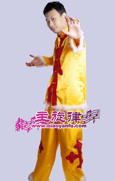天津年会舞蹈服装古典舞秧歌舞现代舞服装租赁