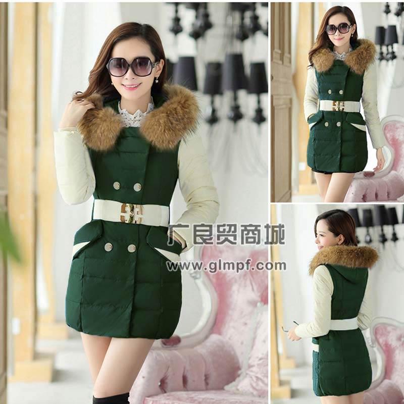 上海杭州常熟冬季女装外套批发