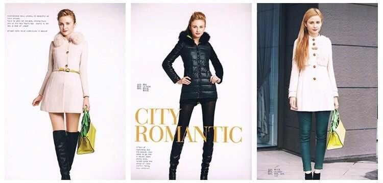 杭州丽想冬装时尚新款女装折扣批发