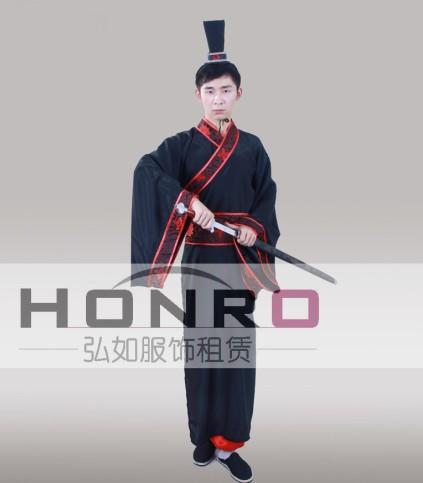 上海古代演出服杨浦区古装汉服租赁