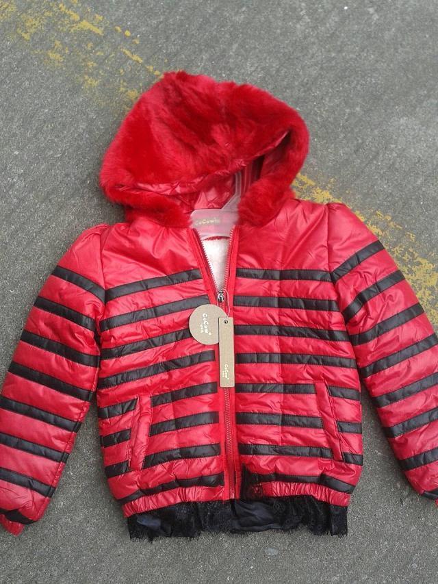 广州尾货最便宜的童装外套羽绒服批发