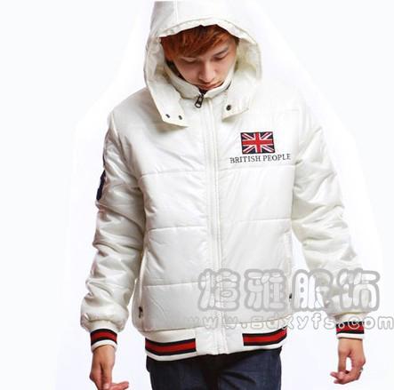成都最便宜冬季男装棉服低价尾货批发