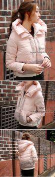 冬季女款羽绒服批发