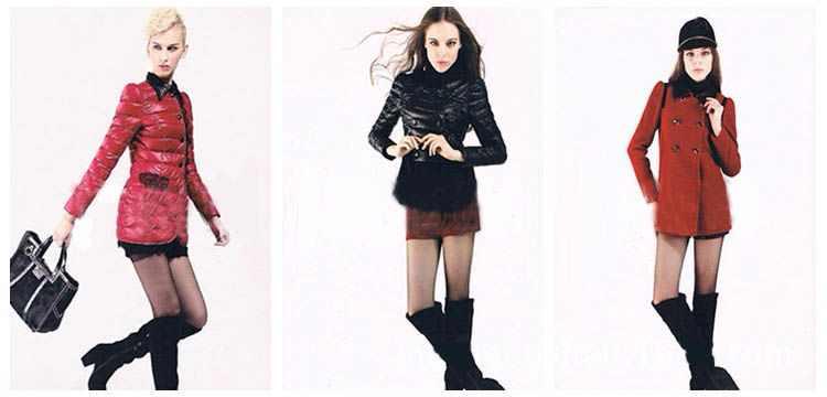 杭州知名品牌迪丝雅冬装时尚品牌女装批发