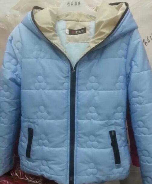 冬季最便宜中老年棉衣童装毛衣加厚外套低价批发