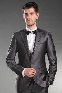 上海订制西服厂2015新款西服订做价格