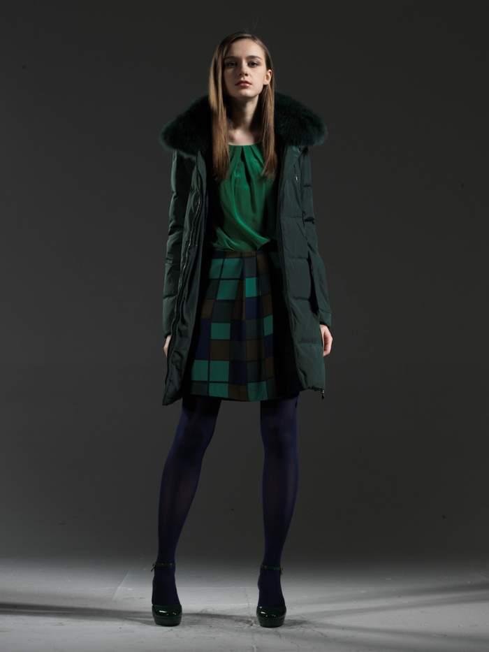 欧美风格时尚高档女装货源批发