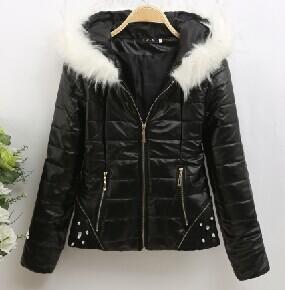 时尚便宜冬季棉服外套批发