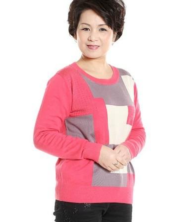广西时尚杂款中老年毛衣加厚打底衫便宜时尚保暖内衣特价批发