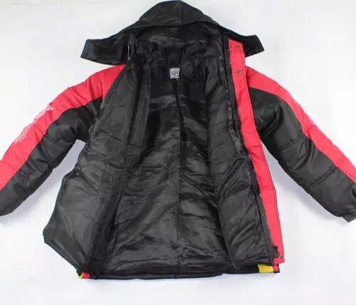 广州沙河男士羽绒服棉衣大量低价棉服批发