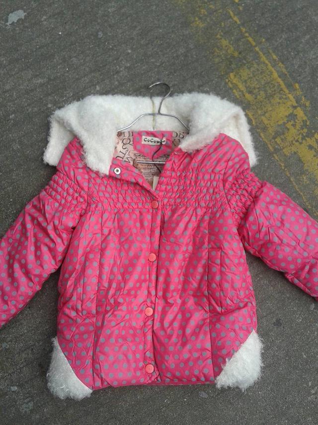广州最便宜的童装外套羽绒服批发