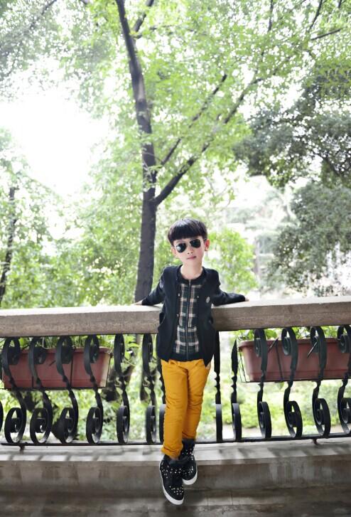 时尚童装演义都市风采---【M&Q大眼蛙】火爆招商