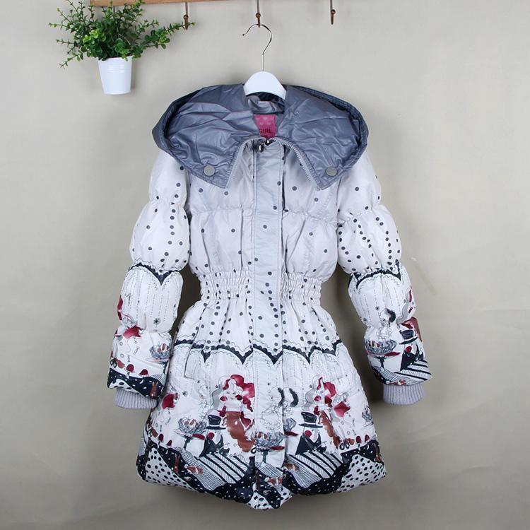 品牌童装冬款羽绒服批发