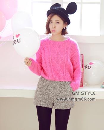 时尚韩版冬季潮流新款女装批发