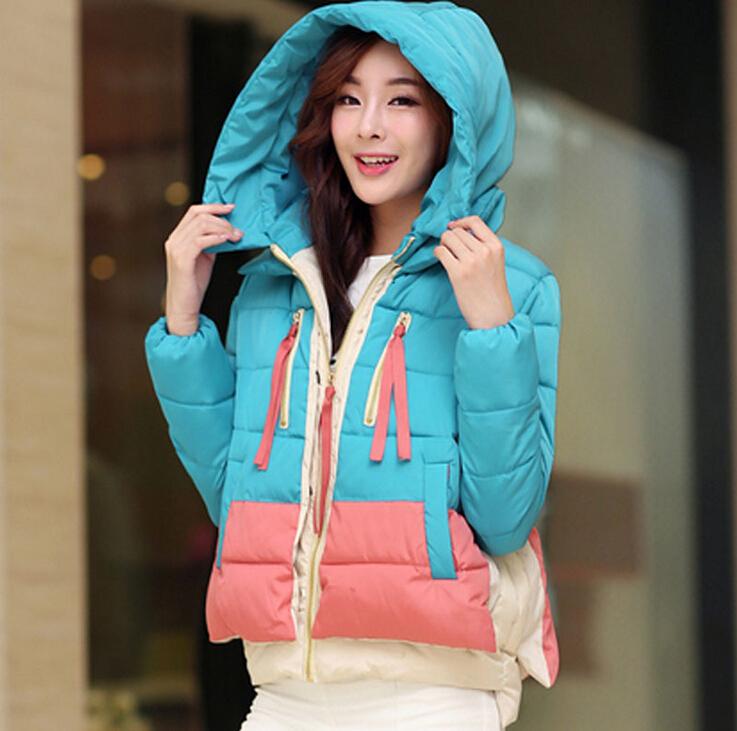 湖北冬装加厚时尚韩版女装长款棉衣低价批发