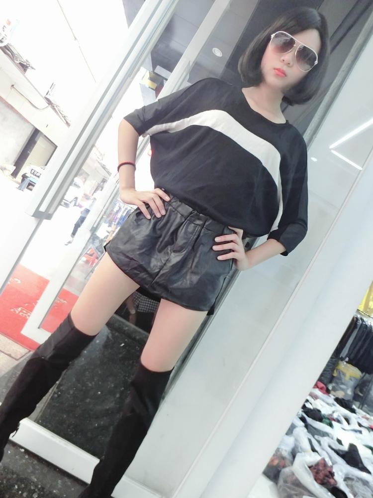 北京冬季外贸女装便宜批发