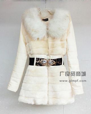 时尚冬季新款女装外套大衣批发