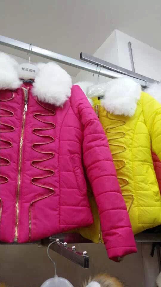 便宜女式棉服外套批发