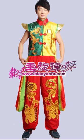 天津年会服装礼服舞蹈服装租赁