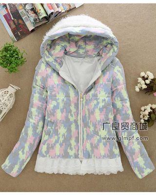 时尚便宜冬季棉服批发厂家直销