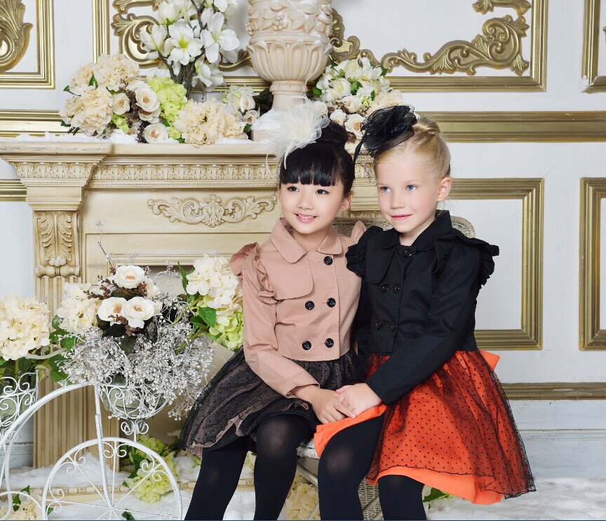 今冬童装亚洲第一品牌【M&Q大眼蛙】时尚童装诚邀加盟
